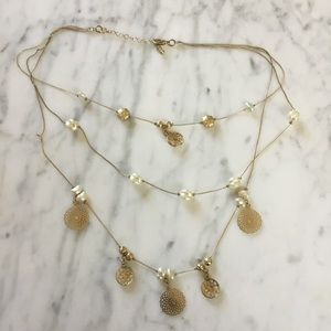 Layered LOFT Necklace